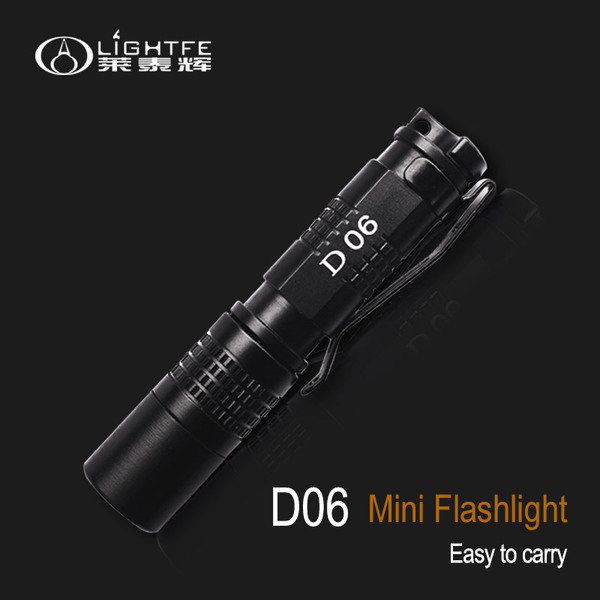 Mini Flashlight D06