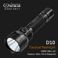 Tactical Flashlight D10